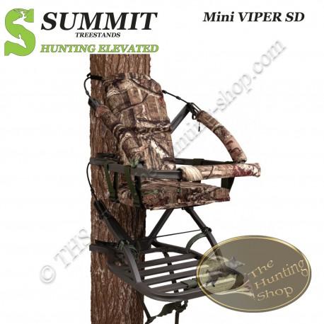 SUMMIT Treestand auto-grimpant Mini VIPER SD - Le Petit Frère...