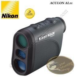 NIKON Aculon AL11 Télémètre Laser 500 mètres grossissement 6 x