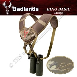 BADLANDS Bino Basic Straps Sangle harnais porte jumelles ultra confortable