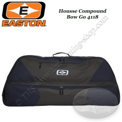 EASTON Bow GO 4118 Housse compacte de transport et de protection pour arc compound et flèches