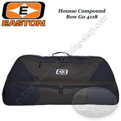 EASTON Bow GO 4118 Housse compacte de transport et de protection pour arc compound et flèches
