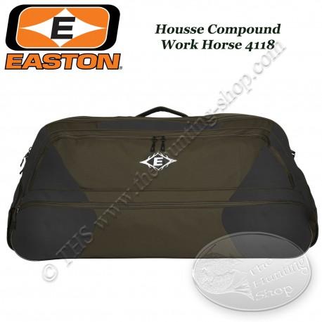 EASTON WORKHORSE 4118 Housse de transport et de protection pour arc compound et flèches