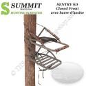SUMMIT Treestand auto-grimpant SENTRY SD