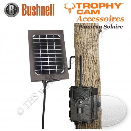 BUSHNELL Panneau solaire pour Trophy Cam HD et Trophy Cam HD Wireless 119656C