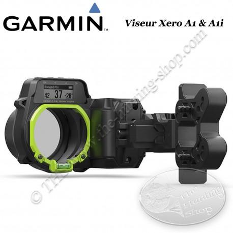 GARMIN Xero™ A1 et A1i Viseur pour arc de chasse avec télémètre laser intégré et mesure automatique de la distance