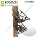 SUMMIT Treestand auto-grimpant VIPER STEEL