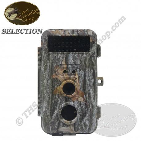 THS SELECTION Caméra piège photo de surveillance chasse et sécurité à flash infrarouge invisible