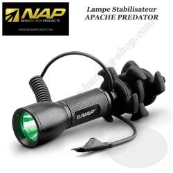 NAP Apache Predator Lampe stabilisateur à led verte pour le tir à l'arc de nuit