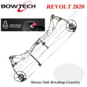 BOWTECH Revolt 2020 Arc compound à poulies Deadlock Cam System