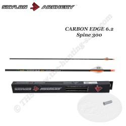 SKYLON ARCHERY 12 Flèches Carbone EDGE 6.2 300