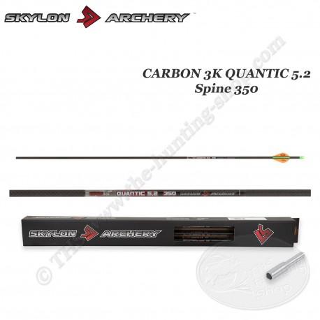 SKYLON ARCHERY 12 Flèches Quantic ID 5.2 Spine 350