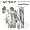 DEERHUNTER Tenue de camouflage Hiver Neige 3 pièces - 2118