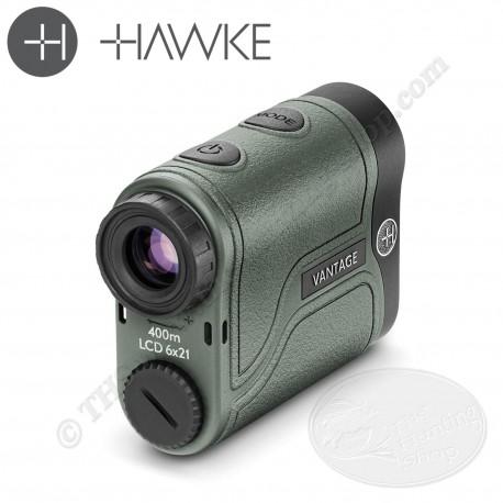 HAWKE VANTAGE 400 Télémètre Laser avec compensation angulaire pour les archers