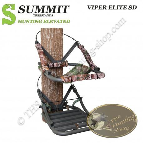 SUMMIT Treestand auto-grimpant VIPER ELITE SD