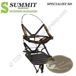 SUMMIT Treestand auto-grimpant SPECIALIST SD