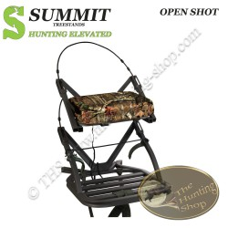 SUMMIT Treestand auto-grimpant OPEN SHOT