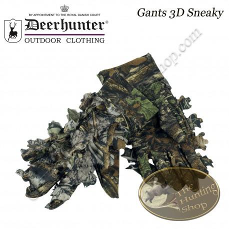 DEERHUNTER Gants 3D Sneaky