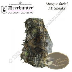 DEERHUNTER Masque facial 3D Sneaky