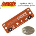 SWHACKER HDX3 Aiguiseur pour lames de chasse