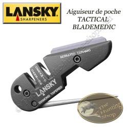 LANSKY TACTICAL BLADEMEDIC Aiguiseur, affûteur de lames