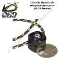 QAD Ultrarest Olive attache câble de rechange pour repose-flèches