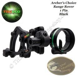 TRUGLO Archer's Choice Range Rover Viseur de chasse mono pointeur
