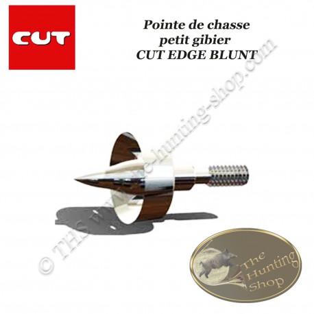CUT EDGE BLUNT Pointe de chasse Petit Gibier