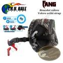TRU BALL Fang décocheur bracelet velcro pour la chasse et le tir 3D