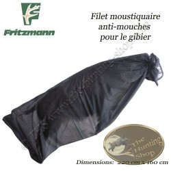 FRITZMANN Filet moustiquaire anti-mouches
