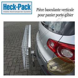HECK-PACK Pièce basculante verticale pour panier porte-gibier