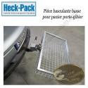 HECK-PACK Pièce basculante pour panier porte-gibier