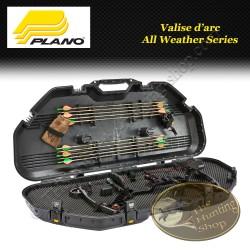 PLANO All Weather AW Series Heavy Duty Valise rigide de protection et de transport pour arc  compound