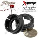 RAGE X-Treme Shock Collars Système de rétention de lames pour pointes de chasse Rage 100 & 125 grains