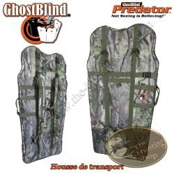 GHOSTBLIND Deluxe Carry Bag Housse de transport et de protection pour l'affût miroir Predator
