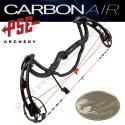 PSE Carbon Air 2016 Arc compound à poulies en carbone monocoque