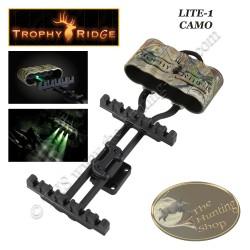 TROPHY RIDGE LITE-1 QUIVER Carquois pour arc de chasse à poulies