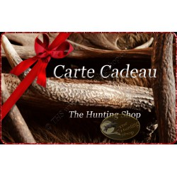 Carte Cadeau 25€ The Hunting Shop