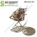 SUMMIT Treestand auto-grimpant 180 MAX SD - Le Réversible...