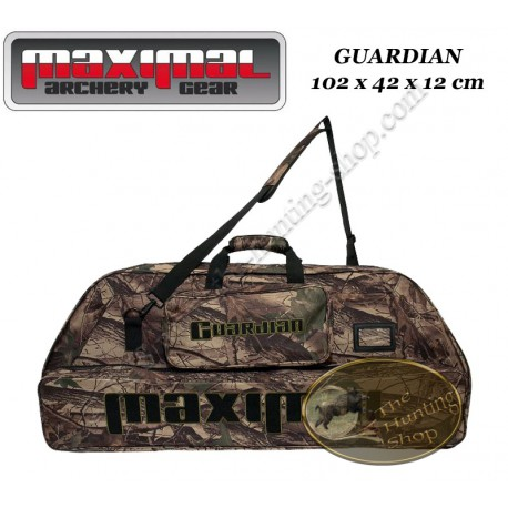 MAXIMAL Guardian Housse de transport et protection camo pour arc compound