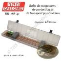 MTM Case-Gard BH-18S-41 Boîte de rangement, de protection et de transport pour 18 flèches