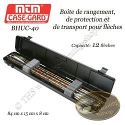 MTM Case-Gard Boîte de rangement, de protection et de transport pour 12 flèches BHUC-40