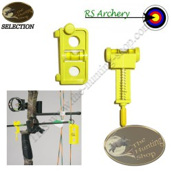 R.S. Kit de niveaux corde & flèche pour le réglage précis des arcs compound