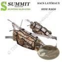 SUMMIT Sacs latéraux pour treestand auto-grimpant