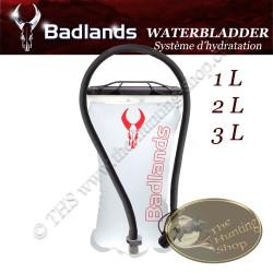 BADLANDS Waterbladder Poche réservoir à eau Camelbak pour sacs à dos 1L, 2L ou 3L