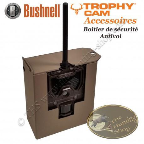BUSHNELL Boitier de sécurité antivol en métal pour Trophy Cam Wireless