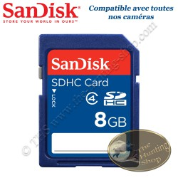SANDISK Carte mémoire SD