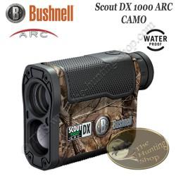 BUSHNELL Télémètre Laser Scout DX 1000 ARC Black ou Camo - 202355 - 202356