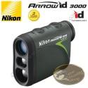 NIKON Arrow ID 3000 Télémètre Laser avec compensation angulaire pour les archers