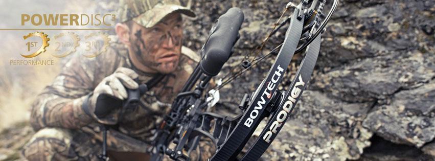 Le Bowtech Prodigy est en vente chez The Hunting Shop