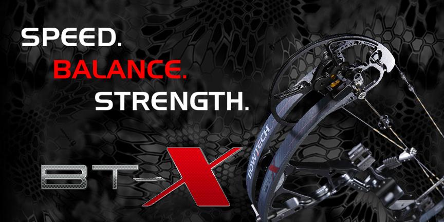 Le Bowtech BT-X est dispo chez The Hunting Shop